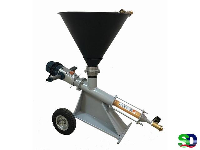 Инъекционный насос для гидроизоляции кирпичной кладки - 1
