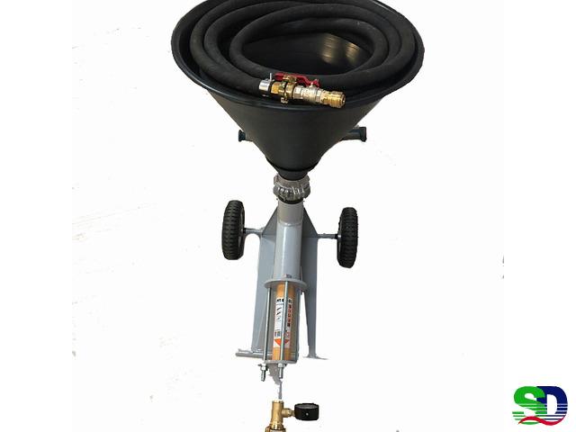 Инъекционный насос для гидроизоляции кирпичной кладки - 2