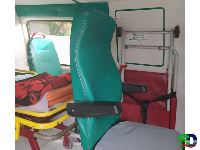 Перевозка лежачих больных в России - 1