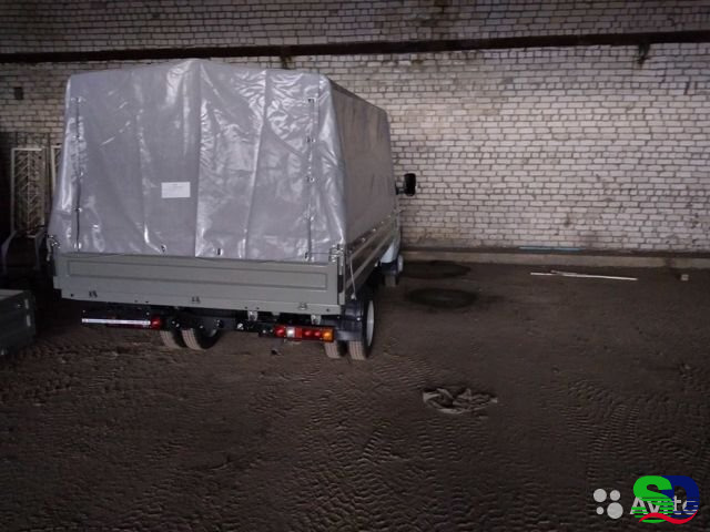 Кузов в сборе на газель (тент) с доставкой - 1