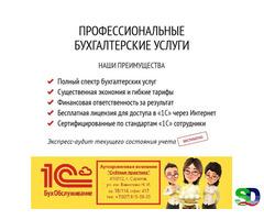 Бухгалтерские услуги, сопровождение, аутсорсинг - Фотография 5