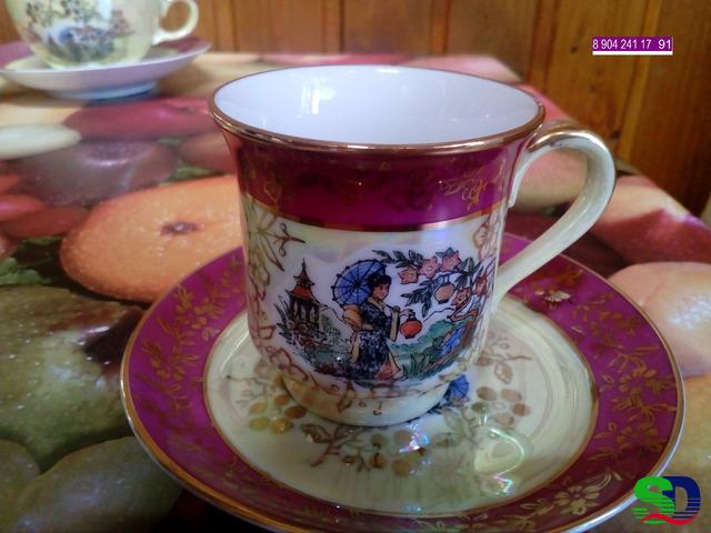 Сервиз Чайно-кофейно- столовый - 8